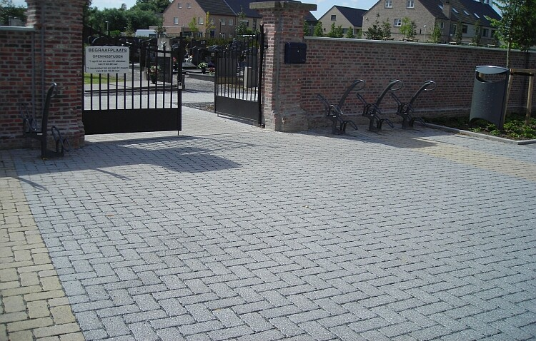 Permeable Paving (SuDs)